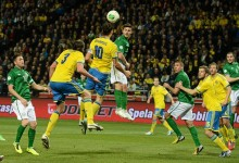 Sweden v Republic of Ireland - 2014 FIFA World Cup Qualifier Group C