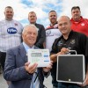 Launch of the Airtricity Fans Biggest Winner 2013 Competition in aid of the John Giles Foundation