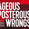 Outrageous Preposterous Wrongs