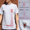 Floodlight t-shirt by Neil Moran