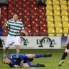 Kevin Devaney's winner against Rovers - by Eddie Lennon