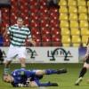 Kevin Devaney's winner against Rovers - by Eddie Lennon