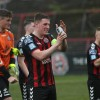 Dan Casey applauds support after Easter Monday win - A Baldiemann