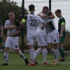Bohs U19s celebrate victory v Derry City - A. Baldieman