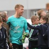 Shane Supple mobbed by fans after shootout heroics - Stephen Burke