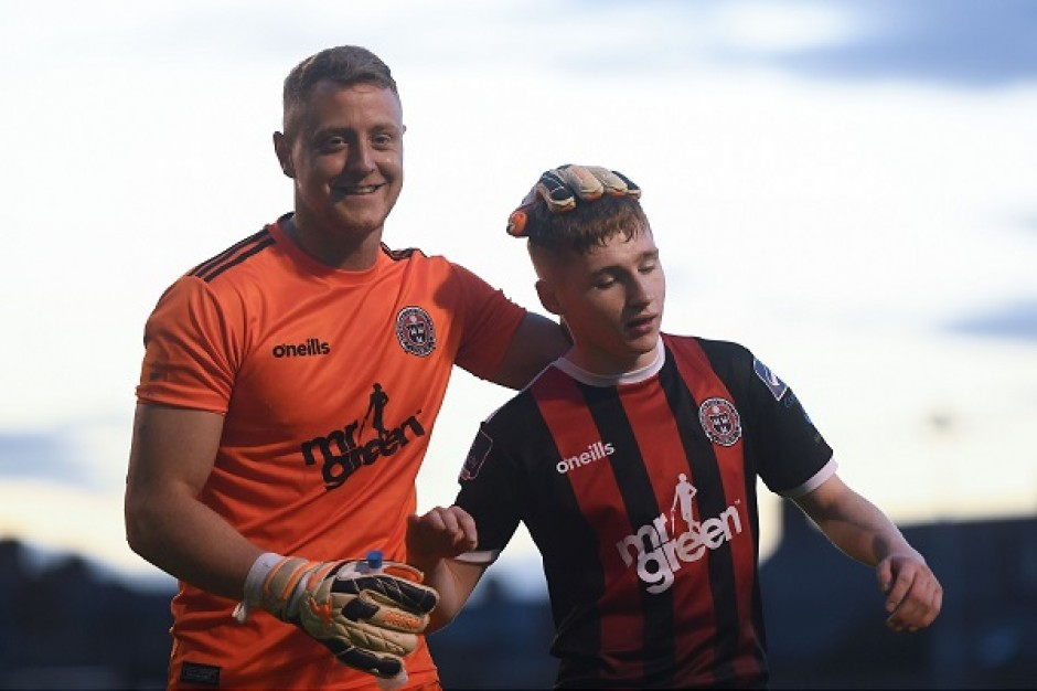 Bohemians v Cork City - EA Sports Cup Quarter-Final