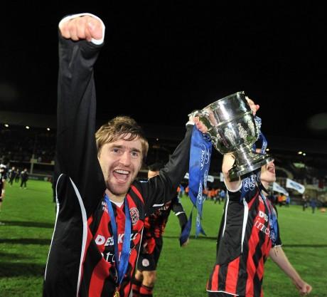Bohemians v Derry City - Ford FAI Cup Final 2008