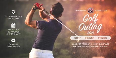 Bohs Golf Outing 2019