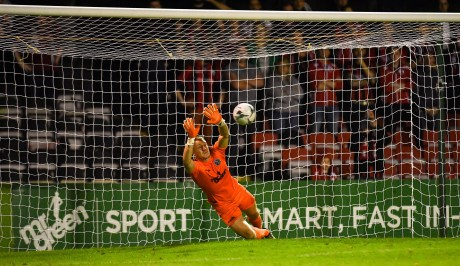 Bohemians v Longford Town - Extra.ie FAI Cup Second Round