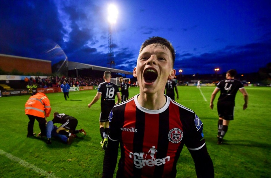 Bohemians v Shelbourne - Extra.ie FAI Cup First Round