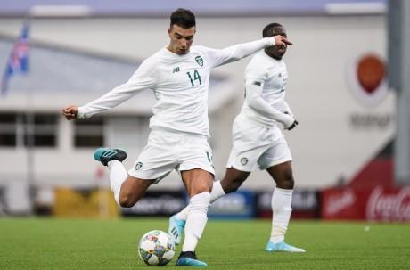 Iceland v Republic of Ireland - UEFA European U21 Championship Qualifier Group 1