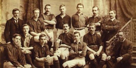 Leinster Senior Cup winner 1901/02