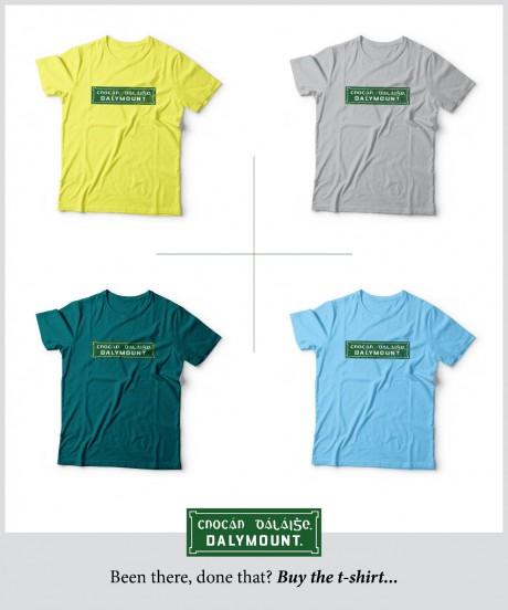 Dalymount t-shirt