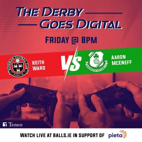 Virtual Dublin Derby