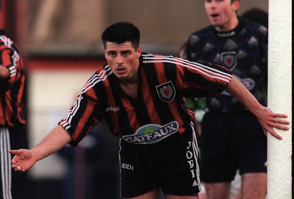 Bohemians v Shamrock Rovers - Harp Lager League Cup
