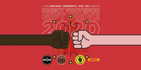 Direct Provision Gift Drive