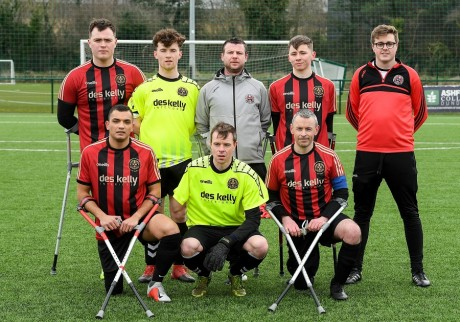 Shamrock Rovers v Bohemians - The Megazyme Irish Amputee Football Association National League - Round 3