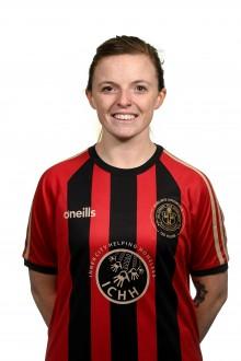 Bohemians Women FC Squad Portraits 2021