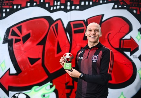 SSE Airtricity / SWI Player of the Month Award for June 2021