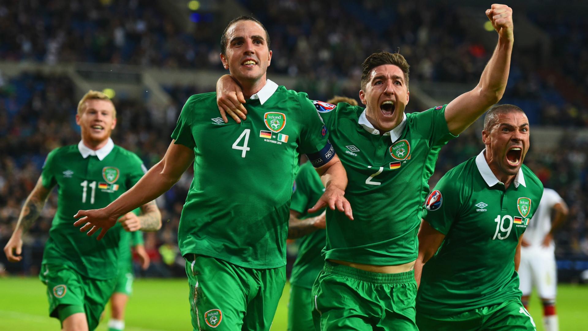 Republic of Ireland National Football Team Background 7