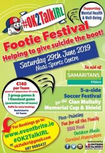 Cian Mullally Footie Fest