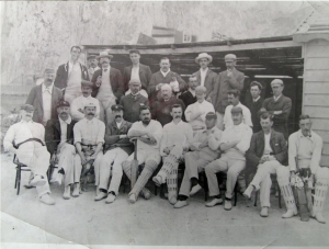 Cricket team 1901