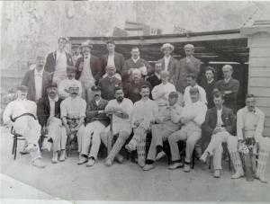 Cricket team 1901