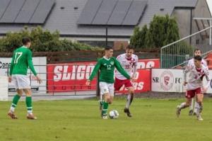 Dawson Devoy was introduced after half-time