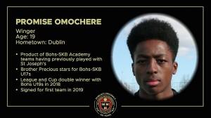 Promise Omochere