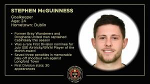 Stephen McGuinness