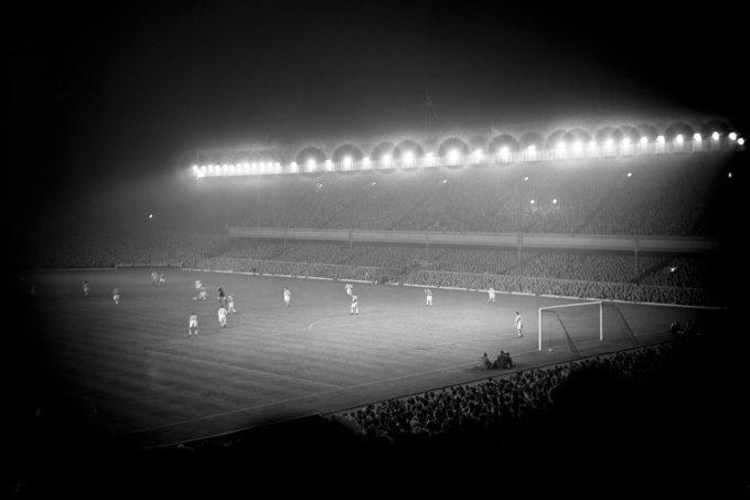Highbury in 1951