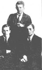 Charlie Dalton (left)
