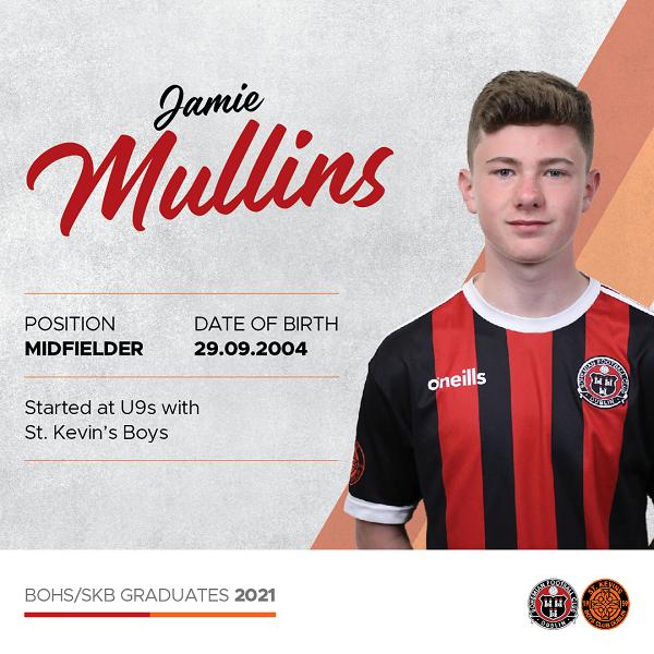 Jamie Mullins