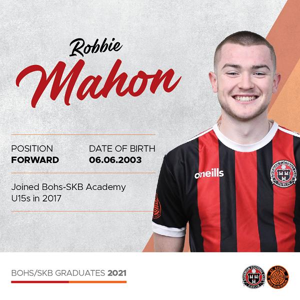 Robbie Mahon